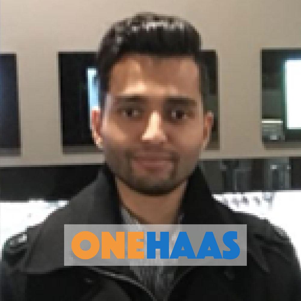 OneHaas Gagan Dhaliwal